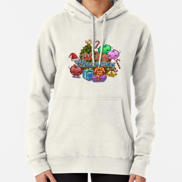 Stardew Valley Christmas special Pullover Hoodie