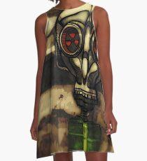 apocalypse  A-Line Dress