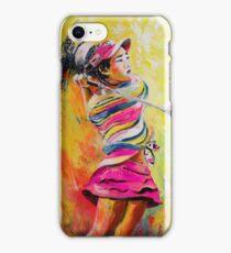 Lucy Li 02 iPhone Case/Skin