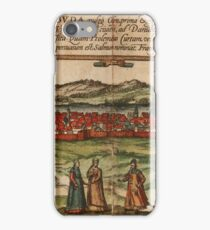 Budapest Vintage map.Geography Hungary ,city view,building,political,Lithography,historical fashion,geo design,Cartography,Country,Science,history,urban iPhone Case/Skin