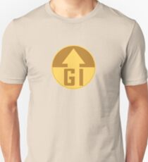 GI Badge - Desert Fatigues Unisex T-Shirt