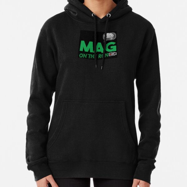 MAG ON THE RUN LIVE Pullover Hoodie