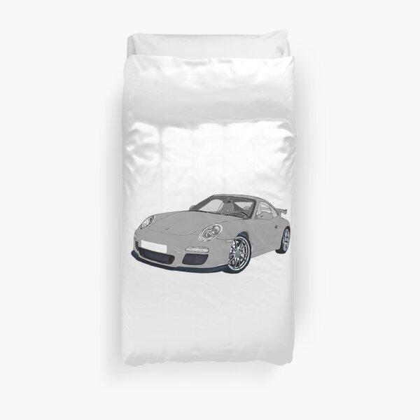 Porsche 911 toujours au top Gears cool wall Housse de couette
