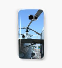 military helicopter Samsung Galaxy Case/Skin