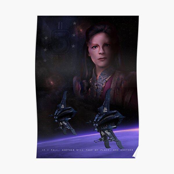 Babylon 5 - If I Fall Poster