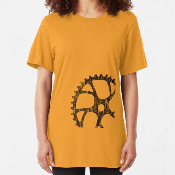 Bike Cog Slim Fit T-Shirt