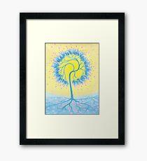 Beacon of Love Framed Print