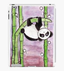 Silly Panda iPad Case/Skin