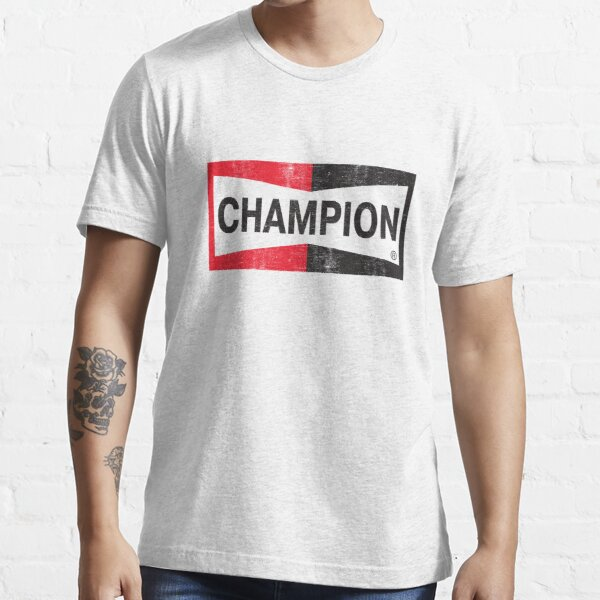 Champion - Once Upon A Time In Hollywood Brad Pitt / Cliff Booth (No Background) Essential T-Shirt