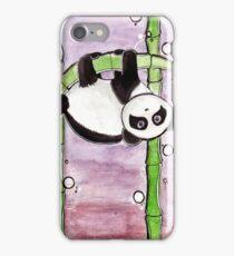 Silly Panda iPhone Case/Skin