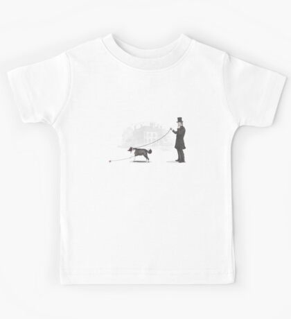 Walking The Dog Kids Clothes