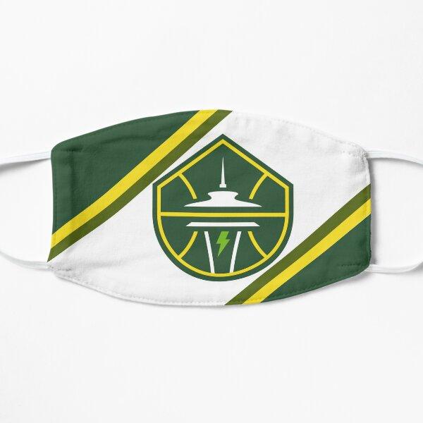 New logo Seattle storm Flat Mask