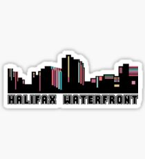 Halifax Waterfront - Nova Scotia Sticker