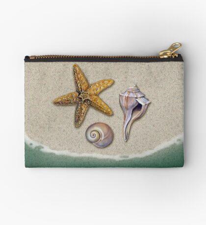Beach Treasures Zipper Pouch