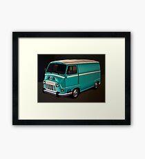 Renault Estafette Painting Framed Print