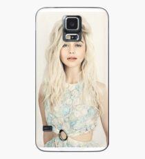 Emilia Clarke, Blonde Case/Skin for Samsung Galaxy
