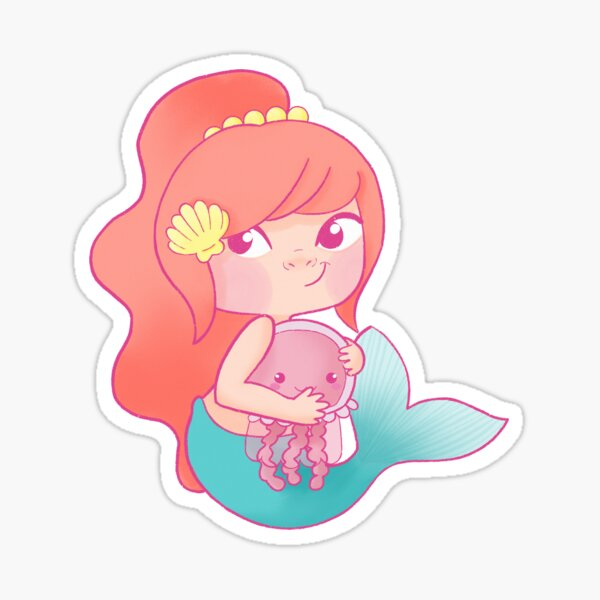 Happy Mermay Sticker