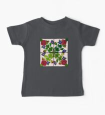 Portuguese Tiles Baby Tee