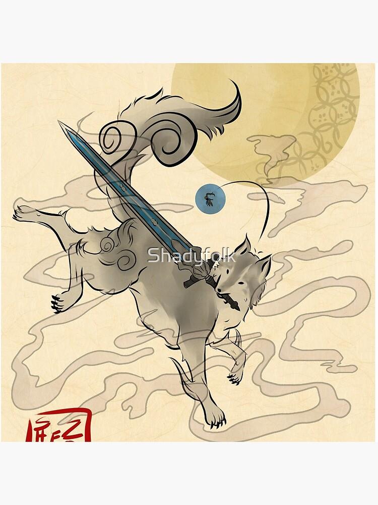 The Great Grey Wolf - Sifkami by Shadyfolk