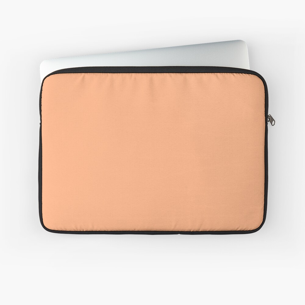 Peach Cobbler  Laptop Sleeve