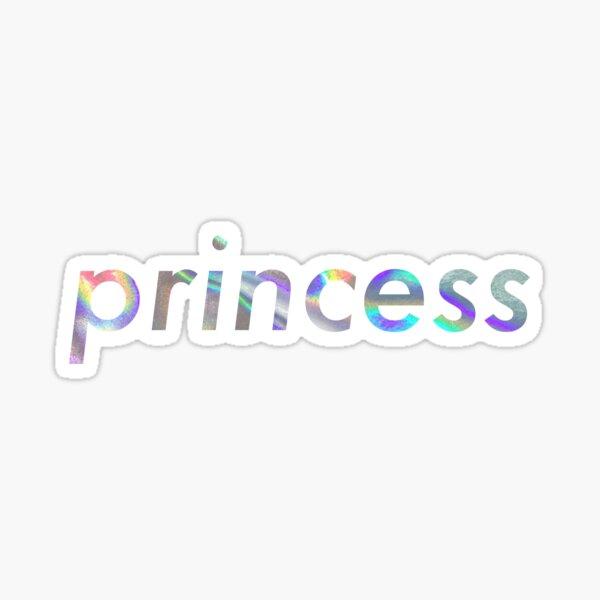 Princess Aesthetic Sticker