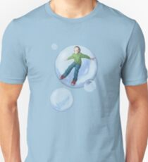Flying Owen Bubble T-Shirt