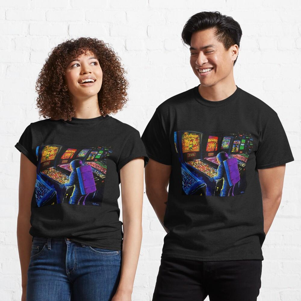 Pinball Wizard Classic T-Shirt