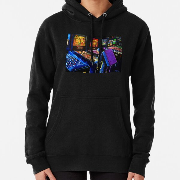 Pinball Wizard Pullover Hoodie