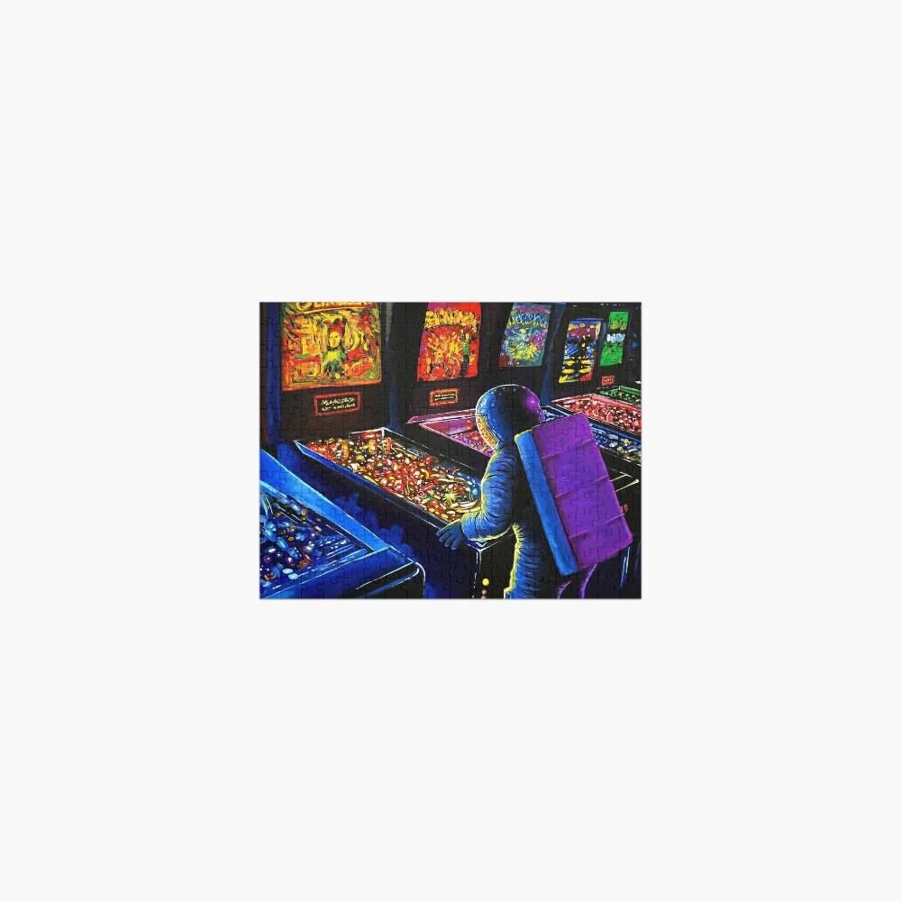 Pinball Wizard Jigsaw Puzzle