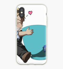 Patrick Jane and his cup of Tea iPhone Case