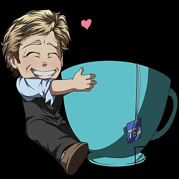 Patrick Jane and his cup of Tea by InvisibleRain