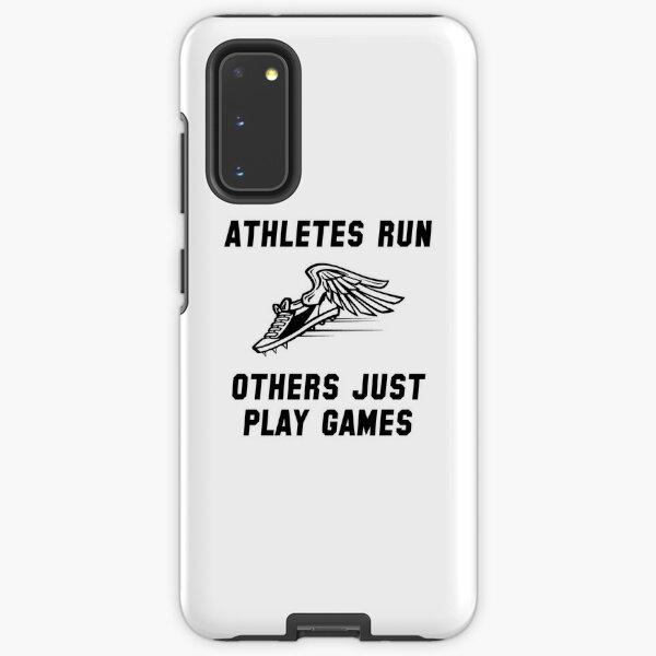 Athletes Run Samsung Galaxy Tough Case