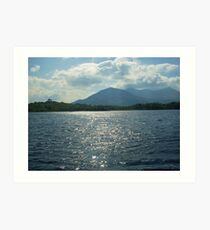 Irish Waters Art Print