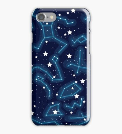 Star Clusters iPhone Case/Skin