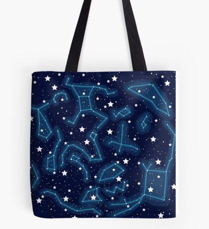 Star Clusters Tote Bag
