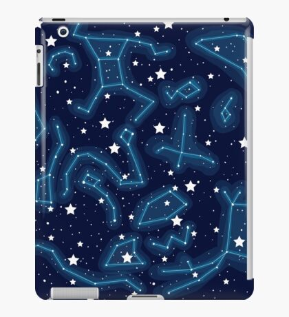 Star Clusters iPad Case/Skin