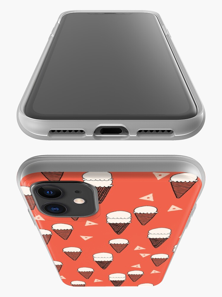 Alternate view of Ice Cream Cones - by Andrea Lauren iPhone Case & Cover