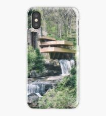 Fallingwater iPhone Case