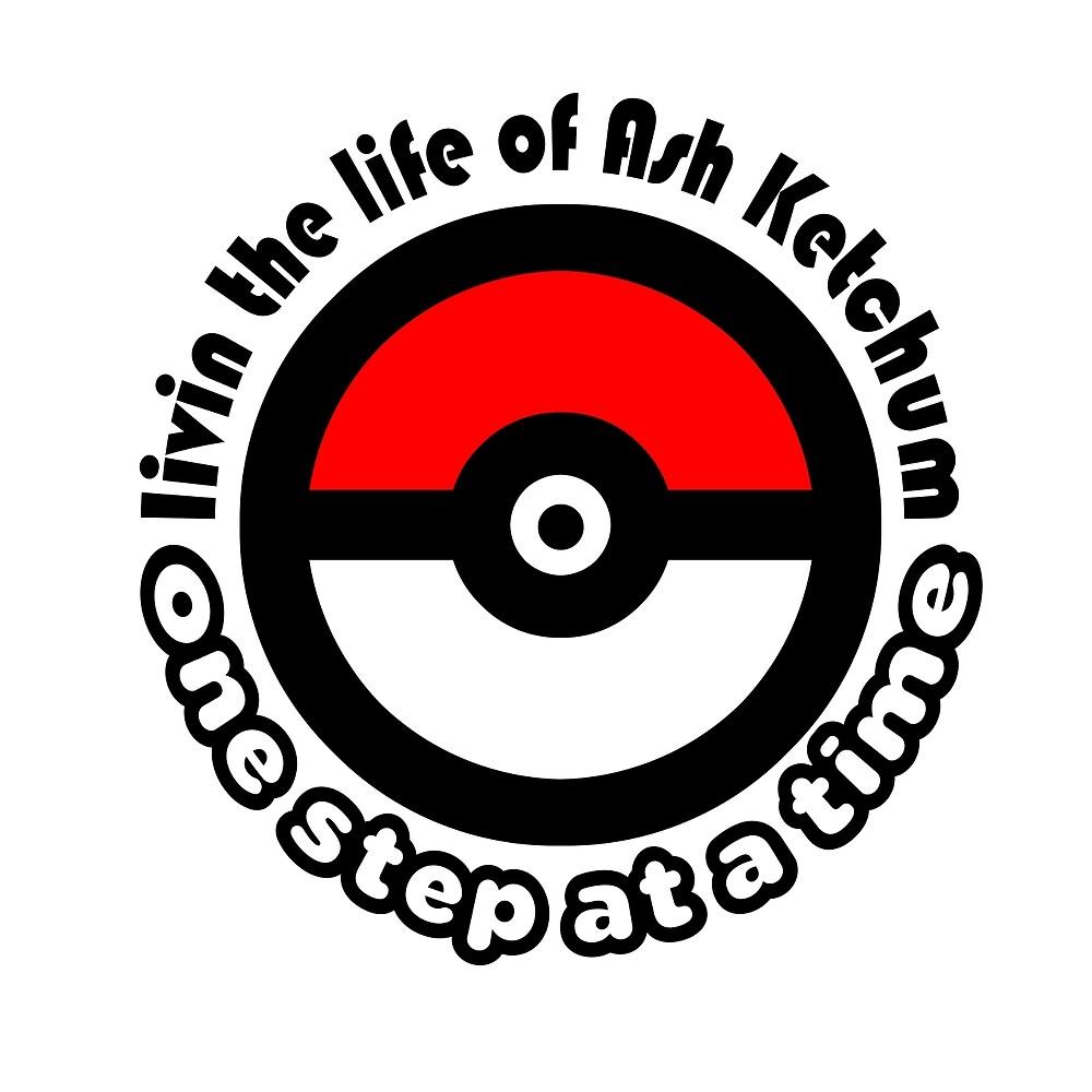 pokemon ash ketchum by killball3000