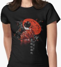 THE GEISHA Women's Fitted T-Shirt