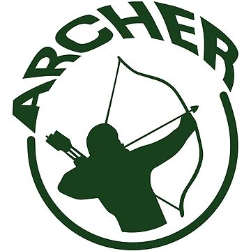 Archery Logo Shirt by msb1016