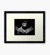 wolverine Framed Print