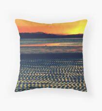 Radient Decent Throw Pillow