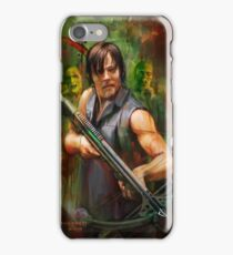 Daryl Dixon Walker Killer iPhone Case/Skin