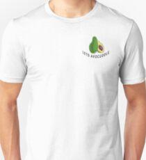 Lets Avocuddle  Unisex T-Shirt
