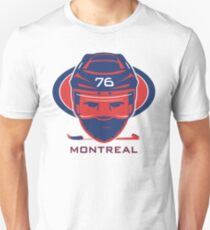 Montreal Hockey T-Shirt T-Shirt