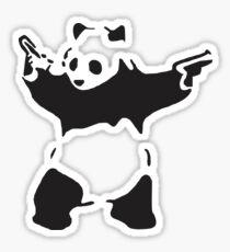 Stop Racism Be Like Panda Sticker