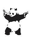 Stop Racism Be Like Panda by GoranMDFK