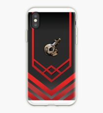 120 Slayer Cape Pattern - Runescape iPhone Case