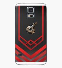 120 Slayer Cape Pattern - Runescape Case/Skin for Samsung Galaxy